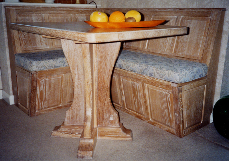 Traditional and contemporary handmade oak furniture Yorkshire Old Mill